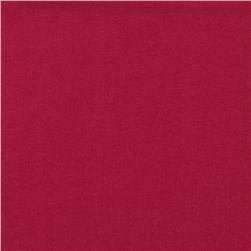 Premium Broadcloth Rouge Fabric