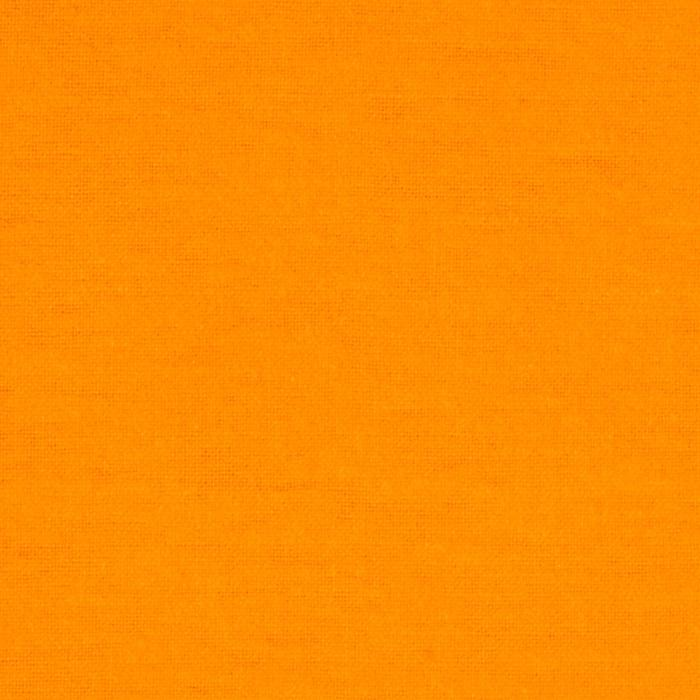 Flannel Solid Orange