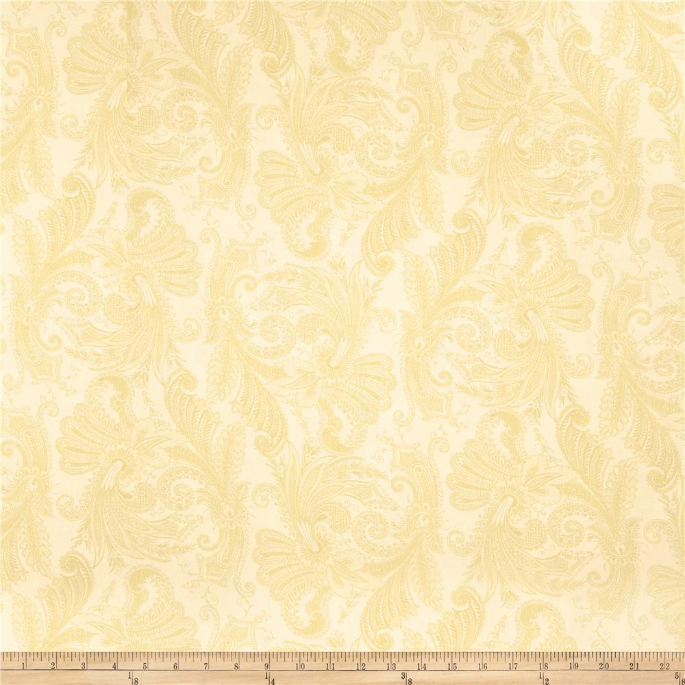 "108"" Wide Essentials Quilt Backing Marrakesh Ivory"
