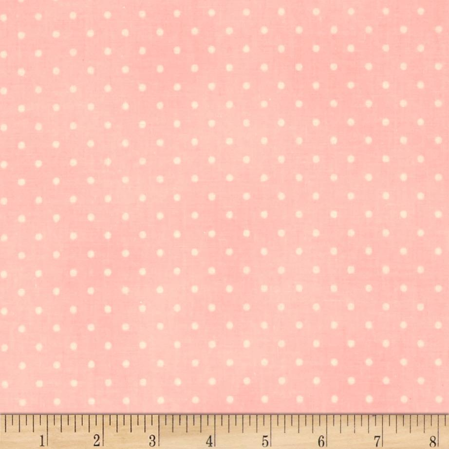 Home Essentials Dots Pink/Cream