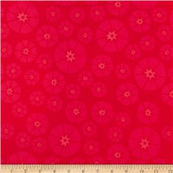 Sew Yummy Organic Topper Red