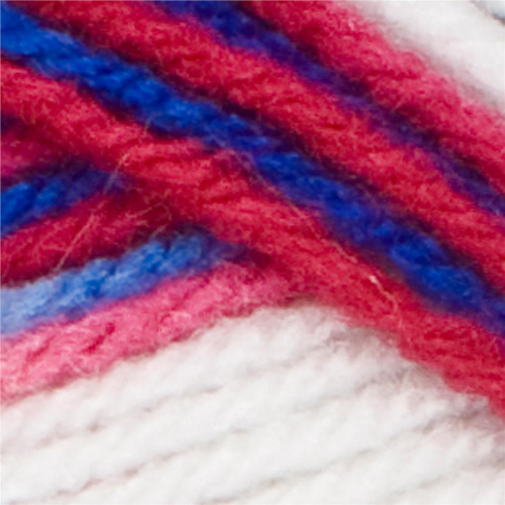 Red Heart Super Saver Variegated Yarn - Discount Designer Fabric ...