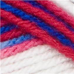 RED HEART SUPER SAVER YARN 938 STARS & STRIPES (M)
