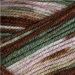 Deborah Norville Everyday Prints Yarn 02 Mint Chocolate