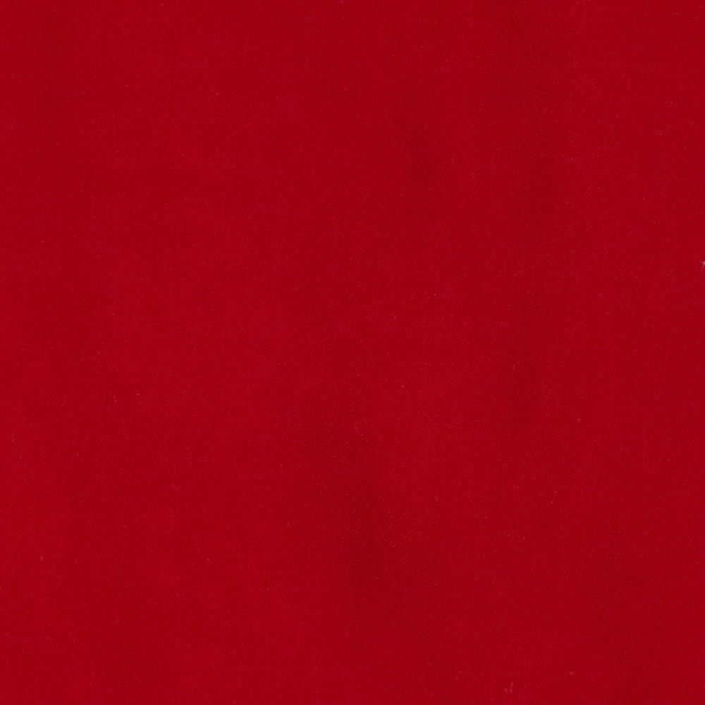 Monet Rayon Sateen Red