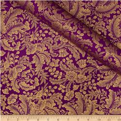Alchemy Metallic Botanical Magenta