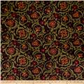 Jaclyn Smith 02097 Linen Blend Berry