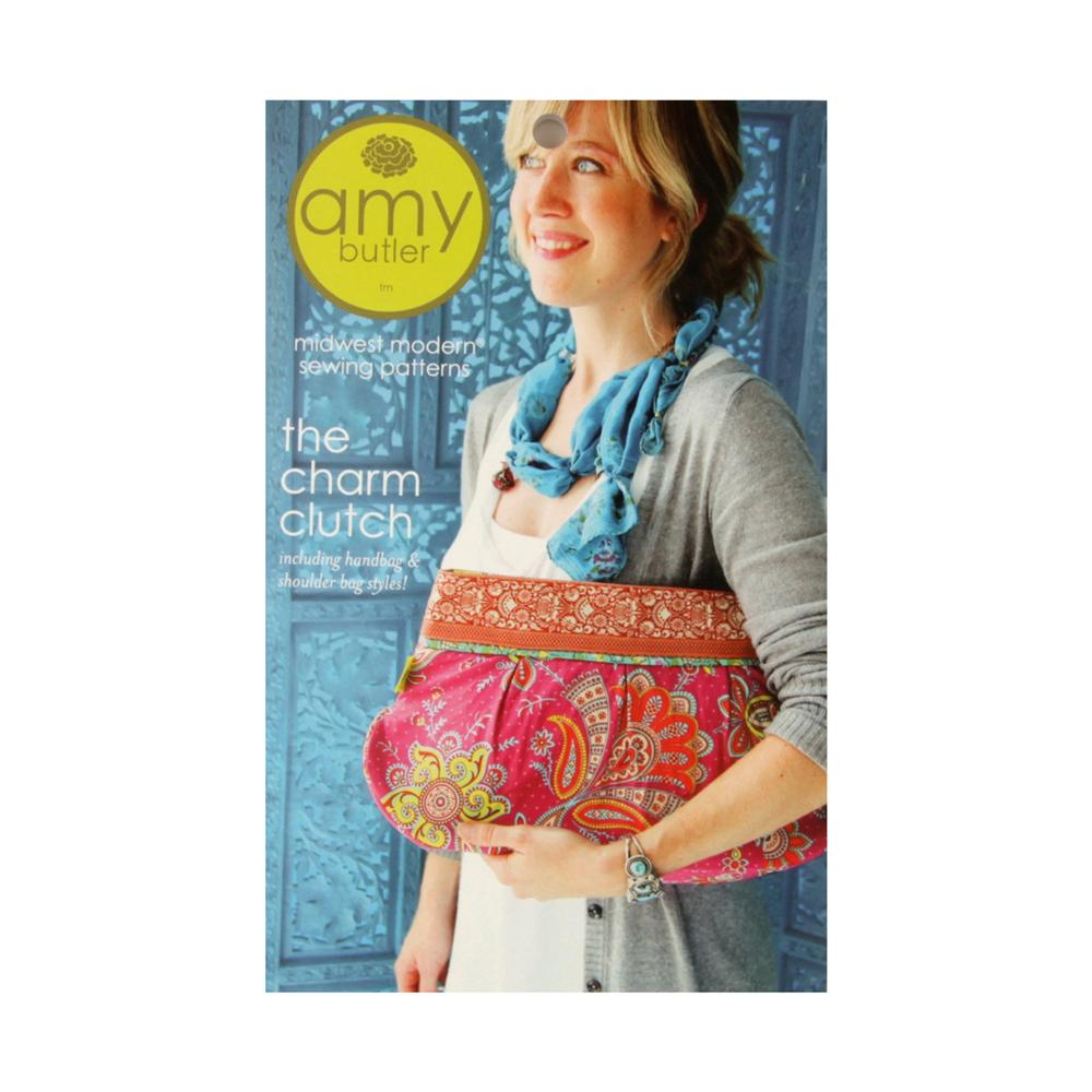 Amy Butler The Charm Clutch Pattern