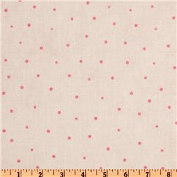 Belinda Bear Dots Light Pink