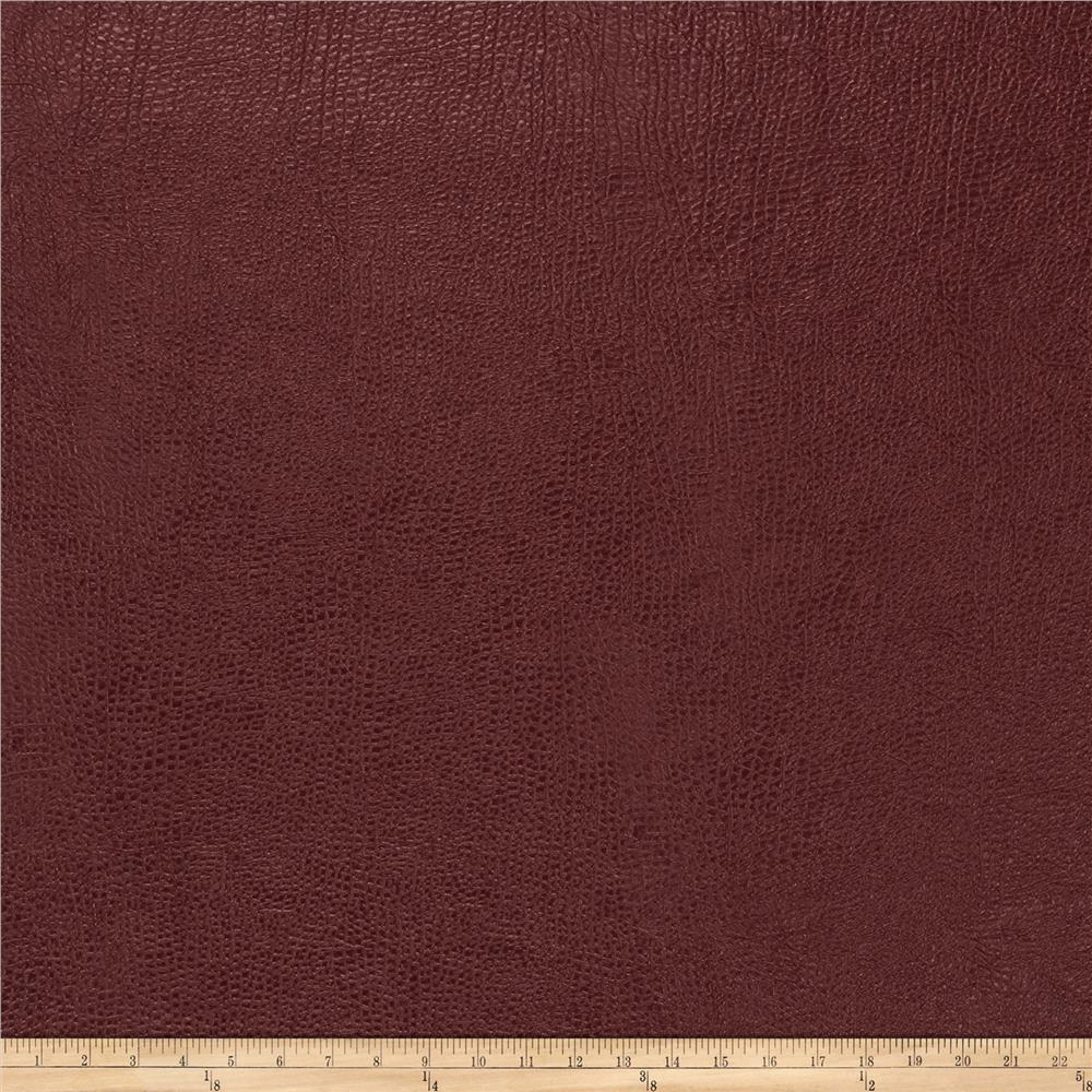 Trend 03343 Faux Leather Bordeaux