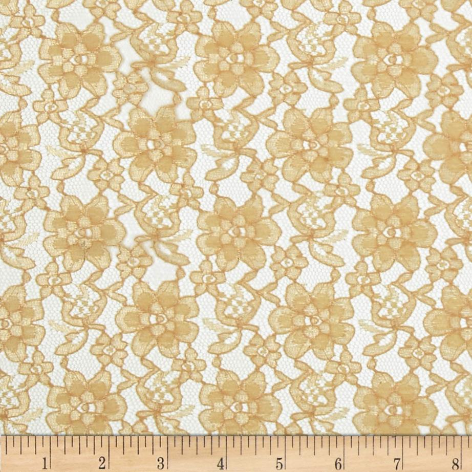 Raschelle Lace Gold