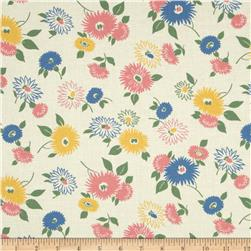 Moda Fresh Air Straw Flower Pastel