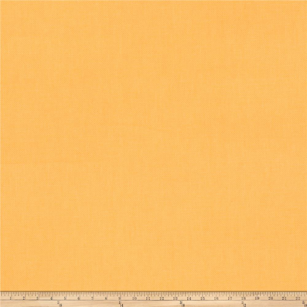 Fabricut Principal Brushed Cotton Canvas Canary
