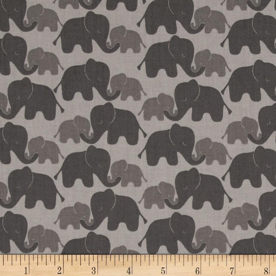 Imaginarium Elephants Gray
