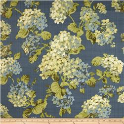 Waverly Sun N Shade Rolling Meadow Chambray Fabric