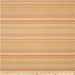 Indian Summer Wind Antique/Coral