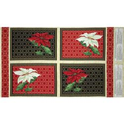 Christmas Joy Placemat Pattern Multi