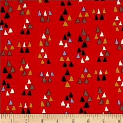 Birch Organic Wildland Knit Arrowhead Tomato