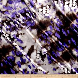 Telio San Tropez Abstract Print Purple