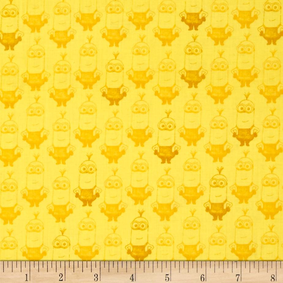 Minions British Invasion Kevin Tonal Yellow