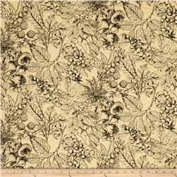 Outlander Toile Black