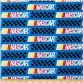 Nascar Allover Colored Nascar Bars Blue