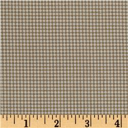 Scandi 3 Mini Harliquin Linen/Tan