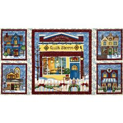 All Around the Town Craft Panel Multi
