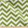 RCA Chevron Sheers Green