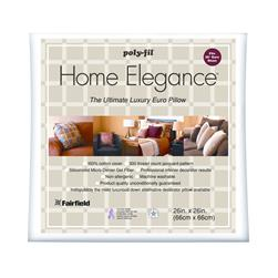 "Fairfield Home Elegance Pillow 26"" Square"