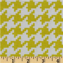 Michael Miller Everyday Houndstooth Starfruit