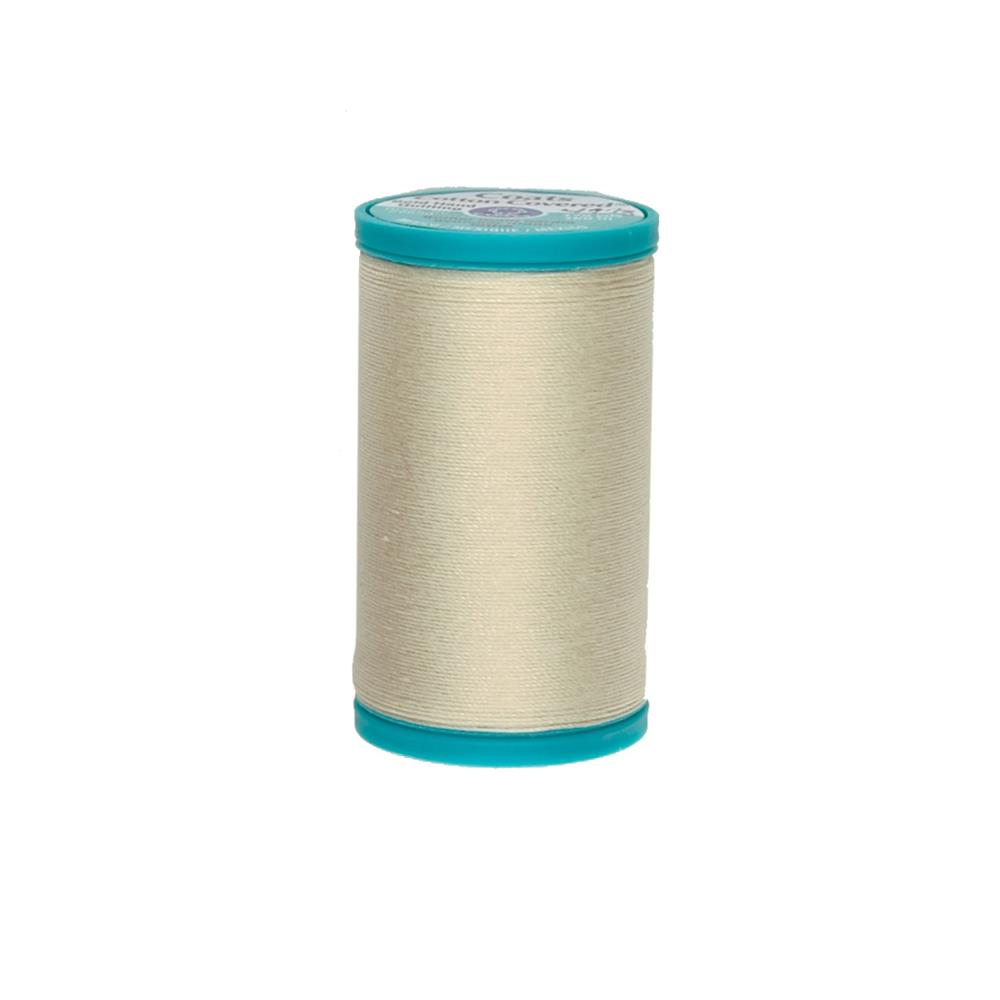 Coats & Clark Covered Cotton Bold Hand Quilting Thread Cream