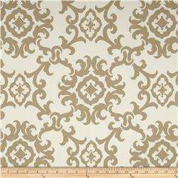 Swavelle/Mill Creek Indoor/Outdoor Arvin Damask Taupe
