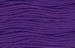Anchor Six Strand Embroidery Floss 8.75 Yard Skein (102) Violet Very Dark