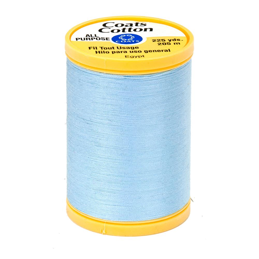 Coats & Clark General Purpose Cotton 225 yd. Icy Blue