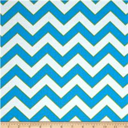 Haute Girls Chevron Blue