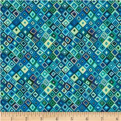 Aurelia Diamonds Metallic Blue