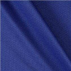 Stretch Athletic Mesh Knit Lapis