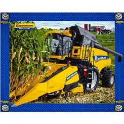 New Holland Combine Panel