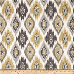 Swavelle/Millcreek Radu Slub Maize Yellow Fabric
