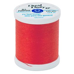 Coats & Clark Dual Duty XP 125yd Bright Red