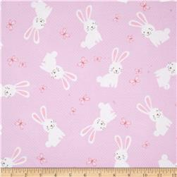 Kanvas Bunny Hop Flannel Hunny Bunny Cotton Candy