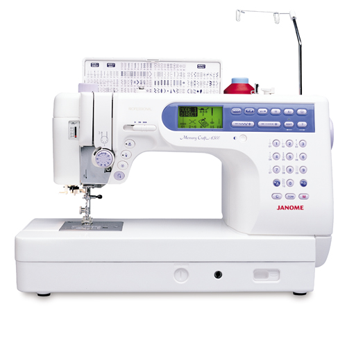 Janome usa for Janome memory craft 350e manual