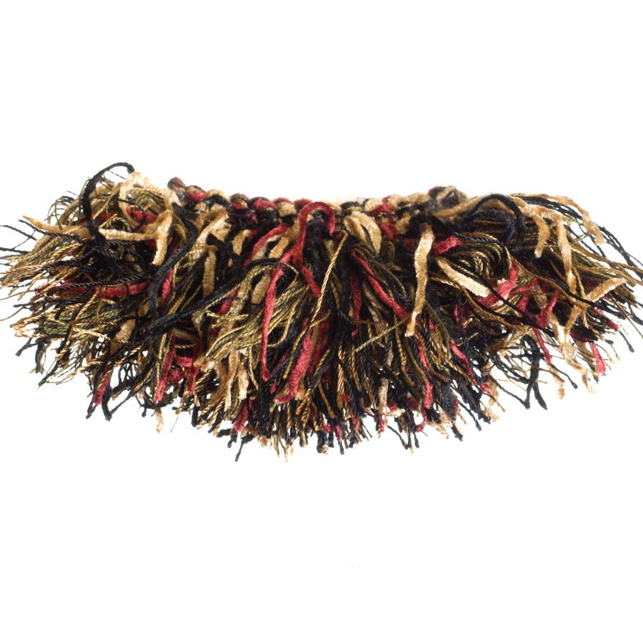 "Trend 2.25"" 01464 Brush Fringe Peppercorn"