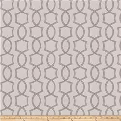 Fabricut Docile Lattice Steel