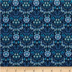 Liberty of London Classic Tana Lawn Persephone Aqua