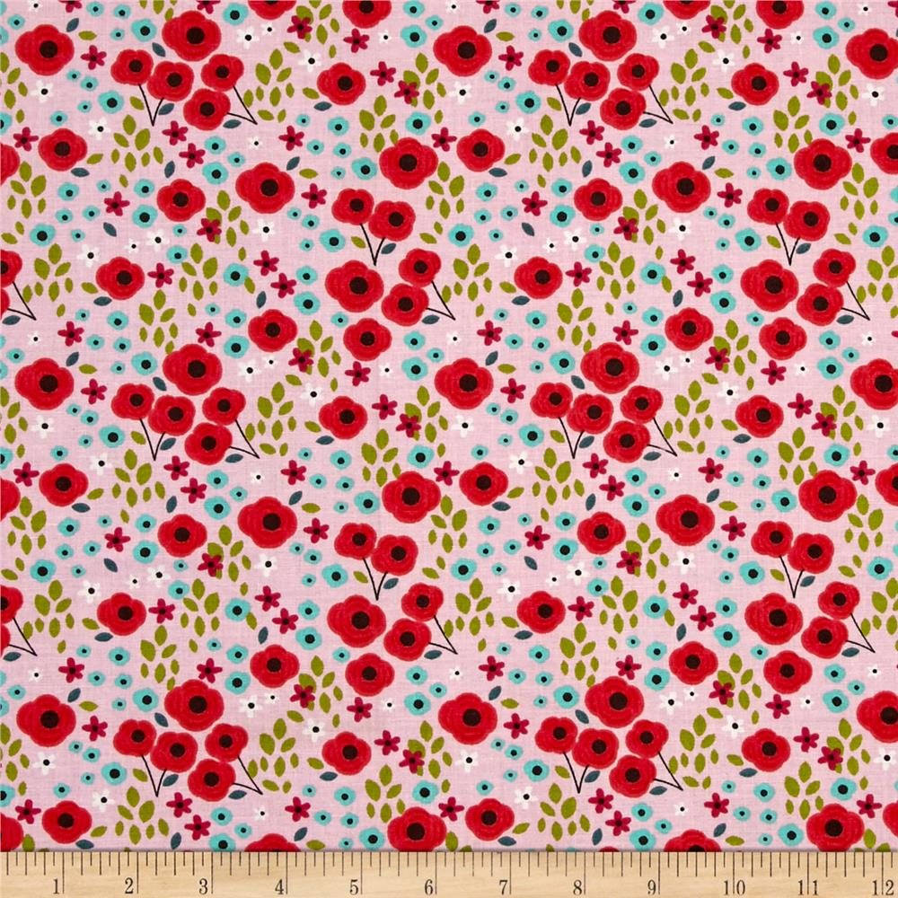 Chirpie Magee Floral Pink