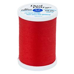 Coats & Clark Dual Duty XP 250yd Red Geranium