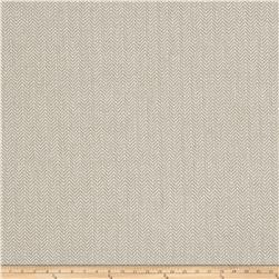 Jaclyn Smith 02622 Herringbone Linen Dove Gray