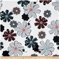 Mod About You Large Floral White/Multi